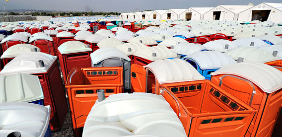 Champion Portable Toilets in Saint Louis, MO